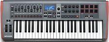 Novation IMPULSE 49 49 Key Weighted USB MIDI Keyboard Controller w/ USB Port New