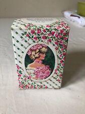 Avon Sweet Honesty Cologne in Garden Girl Decanter w/ Original Box