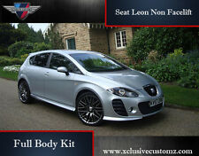Seat Leon Cupra BTCC Full Body Kit for Seat Leon Non Facelift 05-09