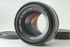 [Excellent+++++] Canon FD 55mm f/1.2 S.S.C MF Lens from Japan #99