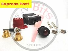 VDO 12v and 24v LOW WATER ALARM WARNING suits Cars, Trucks, Machinary, etc.