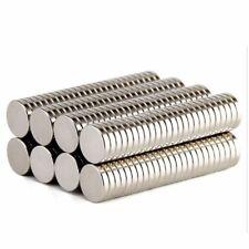 100Pcs N35 Neodym Magnet Super Strong Round Rare-Earth Fridge Magnet 6x1