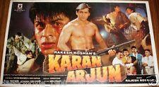 KARAN ARJUN (1995) BOLLYWOOD SHAHRUKH KHAN SALMAN KHAN BIG SIZE