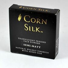 Corn Silk Translucent Pressed Face Powder Semi-Matt 10g