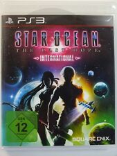!!! PLAYSTATION PS3 SPIEL Star Ocean the Last Hope, gebraucht aber GUT !!!