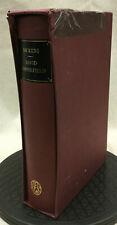 David Copperfield Charles Dickens Folio Society Hardcover Slipcase