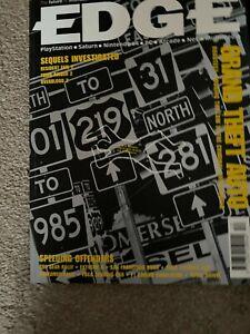edge magazine issue 52 Date December 1997