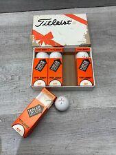 Acushnet Titleist Dt vintage golf balls dozen