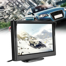 5'' Color TFT LCD Car Rearview Monitor Screen for Reverse Backup Parking