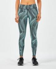 2XU - Women's Mid Rise Print  Comp.Tight (WA4628b-ABC/WHT) Size: XS - 60% Off