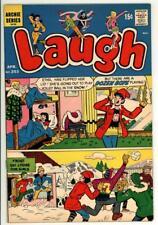 Laugh 253 - Archie Series - Silver-Age - High Grade 8.0 VF