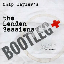 Chip Taylor : The London Sessions CD 2 discs (2003) ***NEW*** Quality guaranteed