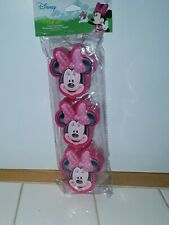 Treat Containers Minnie Mouse 3 Ct Stocking Stuffer Birthday Favor Nip