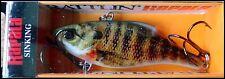 RARE RAPALA RATTLIN RAP RNR 8 cm SPECIAL LBGL (Live Bluegil) color