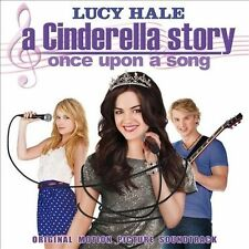 A Cinderella Story: Once Upon a Song by Lucy Hale (CD, Sep-2011, WaterTower Musi