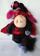 DISNEY Zorro Eeyore Plush Bean Bag Beanie Doll NEW Valentines Pooh Pal Friend