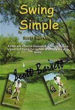 (SIGNED) Swing Simple GOLF INSTRUCTION DVD VIDEO