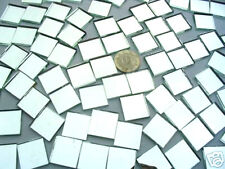 50 MOSAIC MIRROR TILES 2cm x 2cm 3mm thick. Buy 6 Get One Free