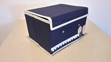 Decorative storage Box  Home Paperboard  Storage Case Box Organizer With Lid
