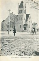 WILLIAMSTON MI – M. E. Church