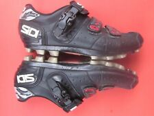 Sidi Dominator 3 mountain 42 Euro / US 8.5 Mens FULL Lorica shoes spin mtb cx