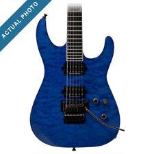 Jackson Pro Soloist SL2Q Trans Blue Electric Guitar
