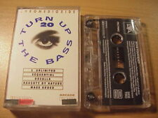 TURN UP THE BASS - 20 - Tape/Cassette