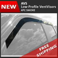 AVS Rain Guards In-Channel Window Vent Visor 2018-2020 for Volkswagen Atlas