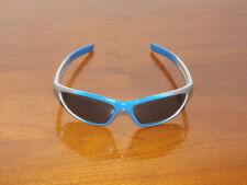 Sonnenbrille Sportbrille Jungen blau silber Kleinkind 1 - 2,5 Jahre