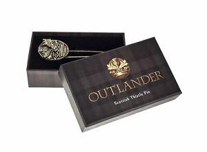 Scottish Thistle Pin OUTLANDER OFFICIAL MERCHANDISE