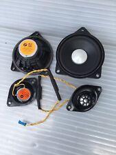 Bmw F10 F11 F06 Harman Kardon Rear Shelf Speakers And Tweeters 9368383  9184795