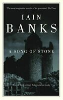 Banks, Iain, A Song Of Stone, Like New, Paperback