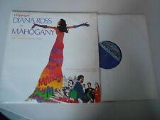 LP OST Diana Ross - Michael Masser's Mahogany (15 Song) MOTOWN US
