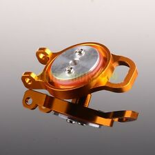 Aluminum Fuel Tank Cover 102059 122059 GOLD For RC 1/10 Car HSP Redcat Himoto