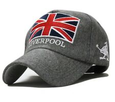 Men s Winter Warm Liverpool Baseball Cap polo Adjustable Golf Sport  casquette a67ee55f632f