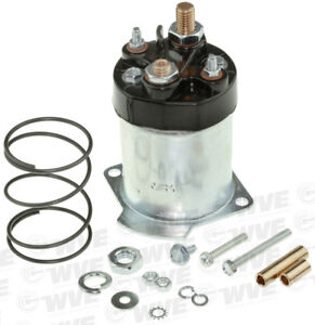 Starter Solenoid-O.E. Replacement WVE BY NTK 1M1028