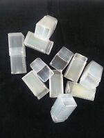 25 Empty Pool Cue Chalk Holder Case - Used For Predator Chalk