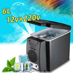 agbarer Multifunktions 6L Autokühlschrank Kühler-Wärmer Car Refrigerator