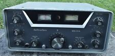Lot E: Hallicrafters SR-150 HAM Radio Transceiver and PS-150-120 Power Supply