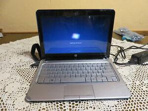 HP MINI 311 Laptop Computer 1037NR Win 7, Intel Atom N270 1.60GHz 2GB Ram WORKS