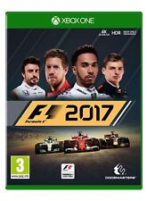 F1 2017 (Formula 1) (Xbox One) Brand New & Sealed UK PAL Quick Dispatch