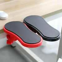 Desk Attachable Wrist Rest Rotated Computer Arm Support Mouse Pad -FREE SHIPPING