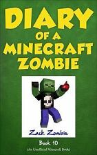 Diary of a Minecraft Zombie Book 10 : One Bad Apple by Zack Zombie (2016, Paperb