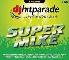 DJ HITPARADE SPEZIAL ...DARAUF TANZT DEUTSCHLAND!   3 CD NEU