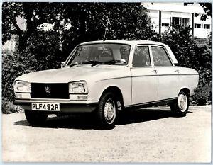 Peugeot 304 Saloon Original Vintage Press Photo 1970s