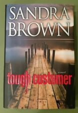 Tough Customer by Sandra Brown (2010, Hardcover) 1st/1st