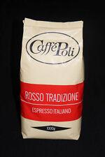 BIDOSE poli espresso-bar Rosso tradizione, 3 x 1 kg fagioli, caffè, Cafè