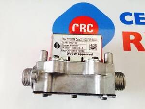 VALVOLA GAS SGV 100  RICAMBIO CALDAIE ORIGINALE BAXI CODICE: CRC710089600