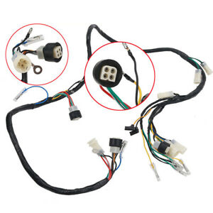 Wire Harness Assy Complete Wiring for Yamaha Banshee YFZ350 2GU-82590-10-00 New