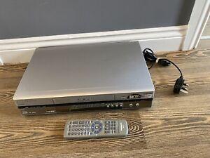 Panasonic NV-SV120EB-S Super VHS Video Cassette Recorder TESTED * High End *
